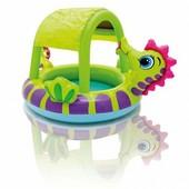 Надувной детский бассейн «Морской конек» 57110