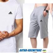Мужской комплект футболка+бриджи( с 46по58) №70048