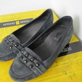 Туфли мокасины 35,5 размер