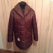 Куртка пальто демисезон