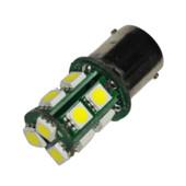 Светодиодная лампа P21W с обманкой