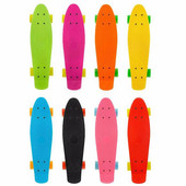 Скейт Пенни борд (Penny board) арт. 466-1077 разные цвета