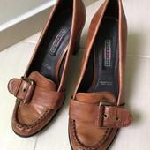 продам кожаные туфли 5th Avenue