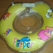 Круг для купания младенцев на шею.