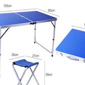 Набор мебели для пикника,туристическая мебель FTS1-4