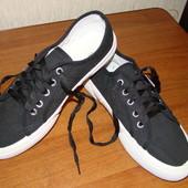 Кеды мужские Meilu (40-41р) код.3009 черные, макасины, мокасины, кроссовки, красовки