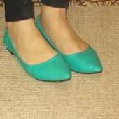 Туфельки 36 размера по стельки 23 см
