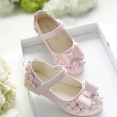 Туфли на девочку 4 цвета