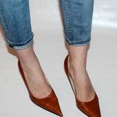 Туфли Roberto Santi Италия, кожа полная, оригинал