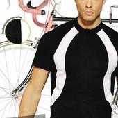 Велосипедная мужская спортивная футболка р.XL Crivit, Германия