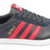 Мужские кроссовки Adidas Gazelle 37, 38, 39, 40 размер