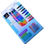 Фломастеры Tchibo Magic pens набор 10шт 313179