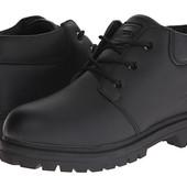 кожаные ботинки Fila 28cm