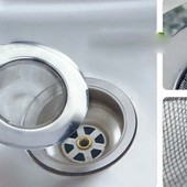 Фильтр для раковины из нержавеющей стали
