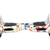 Гироборд, гироскутер Smart 10 hip-hop, до 120кг, пульт ДУ, Bluetooth