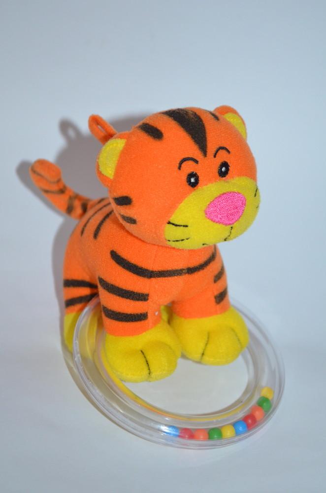 Погремушка тигра фото №1
