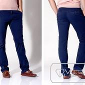 W1484 Мужские брюки 100% котон