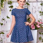 Котонновые платья.3расцветки