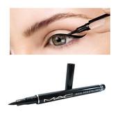 Подводка маркер для глаз Mac Real Pen
