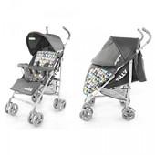 Детская коляска-трость Tilly Rider (Bt-Sb-0002 Grey)