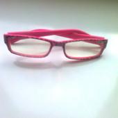Очки, оправа для девочек