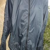 Фірмова спортивна курточка ветровка  вітрівка  Shamp (Шамп)   хл .