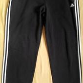 Спортивные утеплённые штаны Adidas р.50-52 (оригинал)