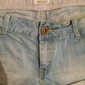 Крутые River Island  светлые джинсовые шорты