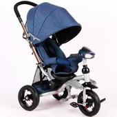 Велосипед-коляска Azimut T350 Crosser (6 цветов)