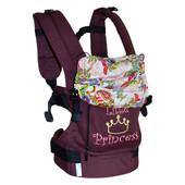 Эргономичный рюкзак Little Princess. Бесплатная доставка по Украине!