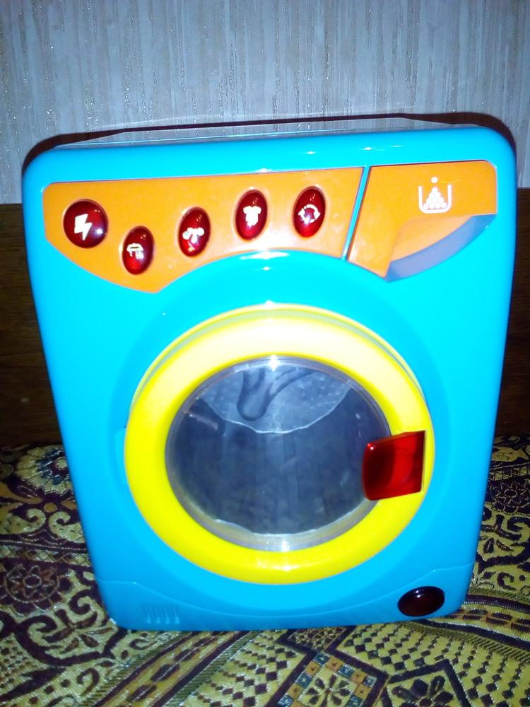 Музыкальная стиральная машинка фото №1