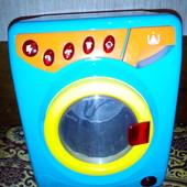 Музыкальная стиральная машинка