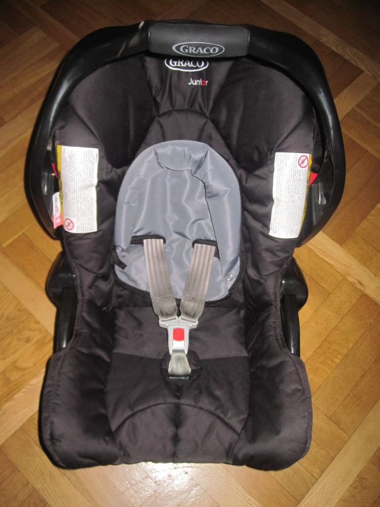Автокресло Graco Junior Baby (0-13 кг) фото №1