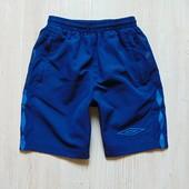 Стильнейшие шорты для парня. Внутри сетка. Umbro. Размер 9 лет. Состояние: новой вещи, не ношенные.