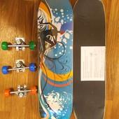 Распродажа! Скейт MS 0322-2 доска 78-20 см