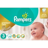 Pampers Premium Care 3- 120 шт.