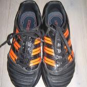 Бутси (копочки, бутсы) Adidas Predator 33 р. стелька 20,5 см. Оригінал