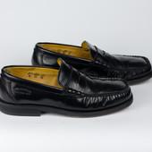 Кожаные туфли лоферы Yellomiles Nizza Оригинал Германия 41,5р.