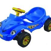 Автомобиль педальный Pilsan Херби хеппи синий
