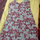 Платье  фирмы H&M размер евро 38