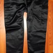 брюки новые мужские Рабочие ! 54 размер длина 117см