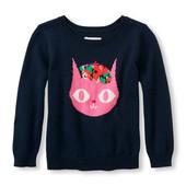 Милый свитерок малышке от Сhildrensplace