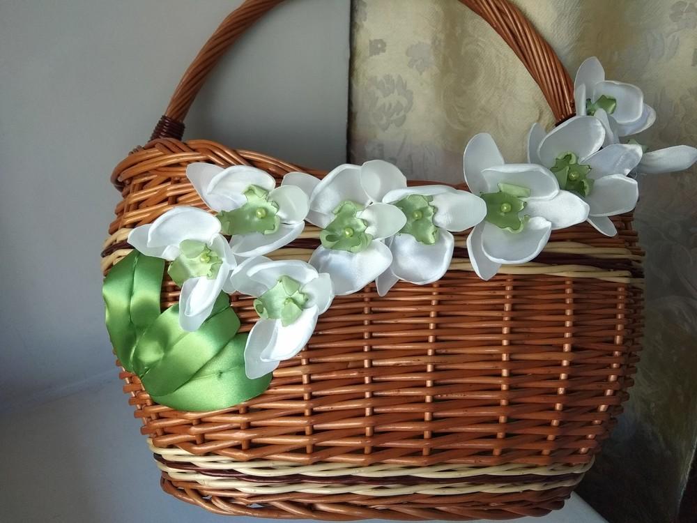 Пасха, пасхальный декор для корзины,  цветы, пасхальная корзина фото №1