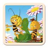 Пазл пчелка майя от  bino фото №1