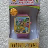 Интерактивные часы «Миньон»