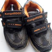 Детские кроссовки, Kangaroos, р. 7 (по стельке 14 см)