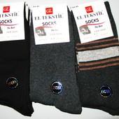 носки мужские за 12 пар 43-45 размер