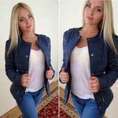 Курточка на синтапоне,размер:42,44,46. В расцветках (1,2б
