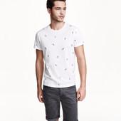 Мужские джинсовые шорты H&M Америка