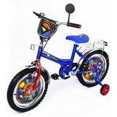 Велосипед Супермен 16